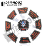 Demon Killer Pre Built 8 in 1 Coil Pack - Driphouz.com l No.1 Online Malaysia Vape Store