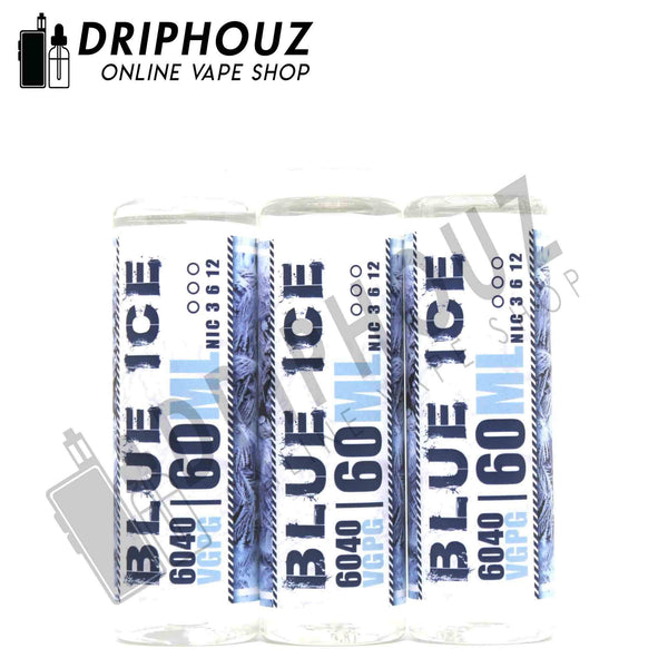 Blue Ice Blueberry Chewing Gum - Driphouz.com l No.1 Online Malaysia Vape Store