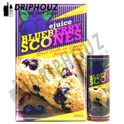 E-Juice Bar Blueberry Scone