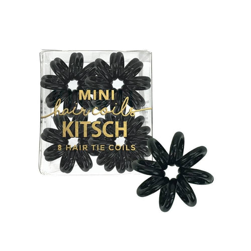 Black Mini Hair Coil