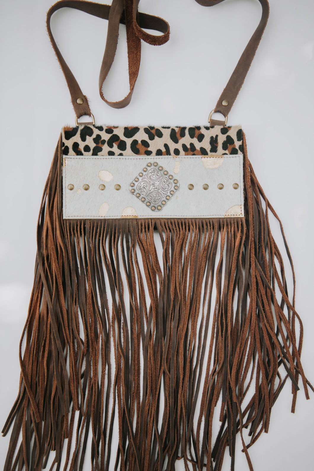 Keep It Gypsy Buckle Fringe