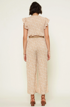 Fiona Jumpsuit with Rope Belt