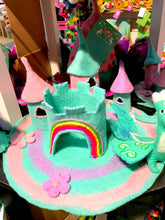 The Unicorn castle