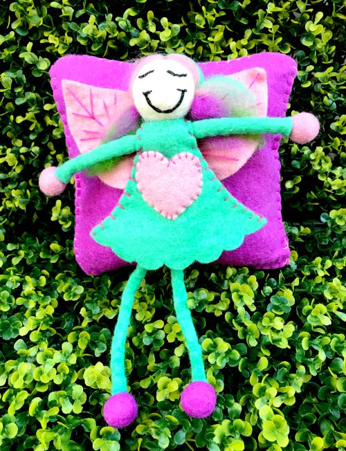 Tooth Faery Pillow