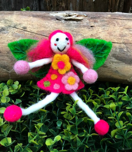 Wonder faery small-pink