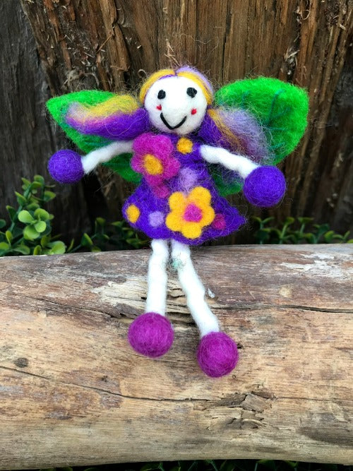 Wonder faery small-purple