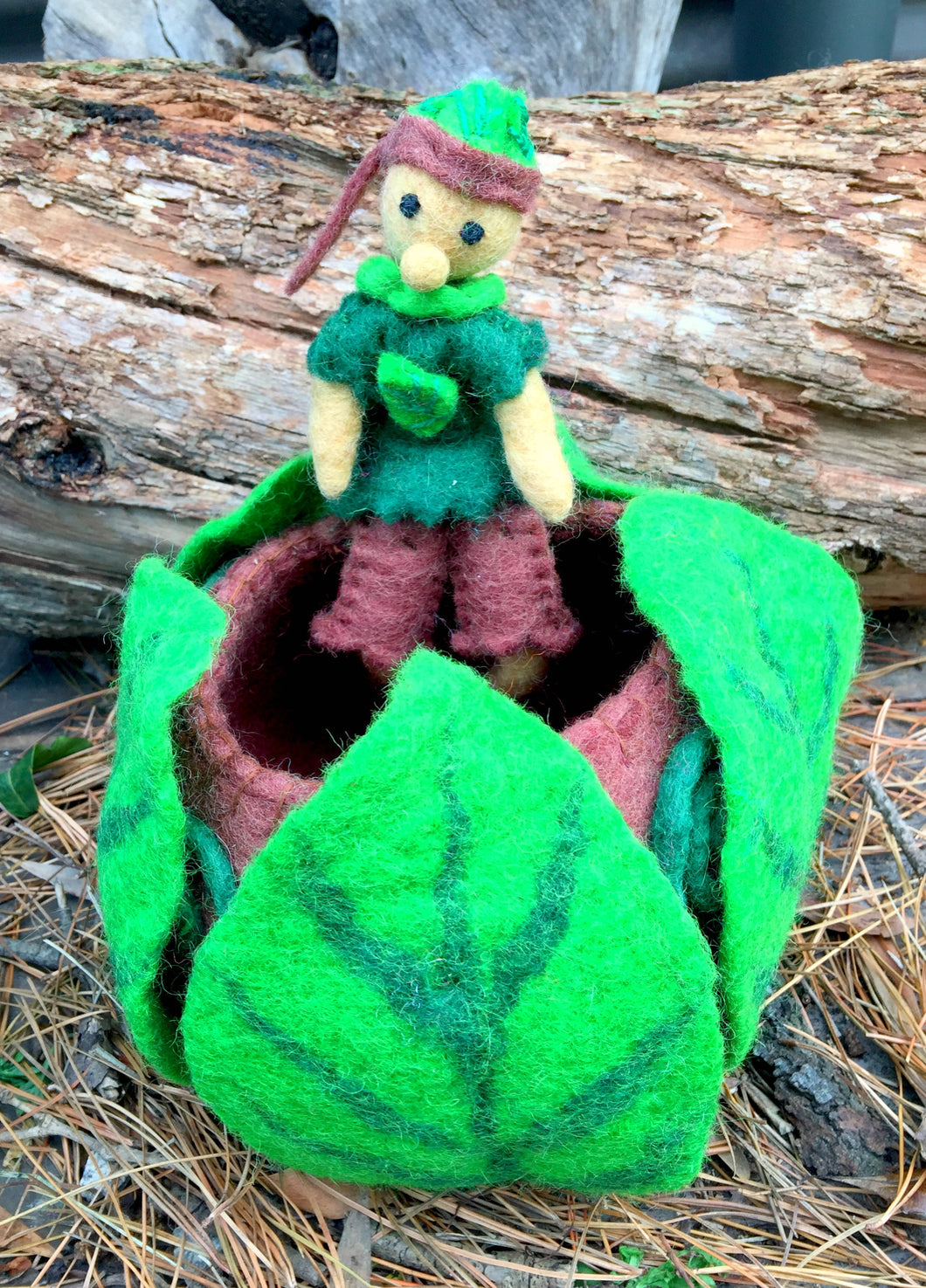 Eco elf Wishing bowl