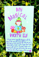 My Magical worry Elf