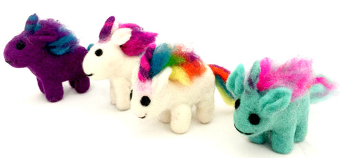 baby unicorn set