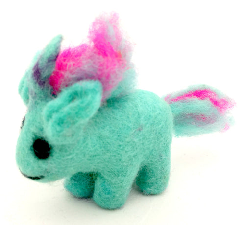 Baby Unicorn sparkle frost