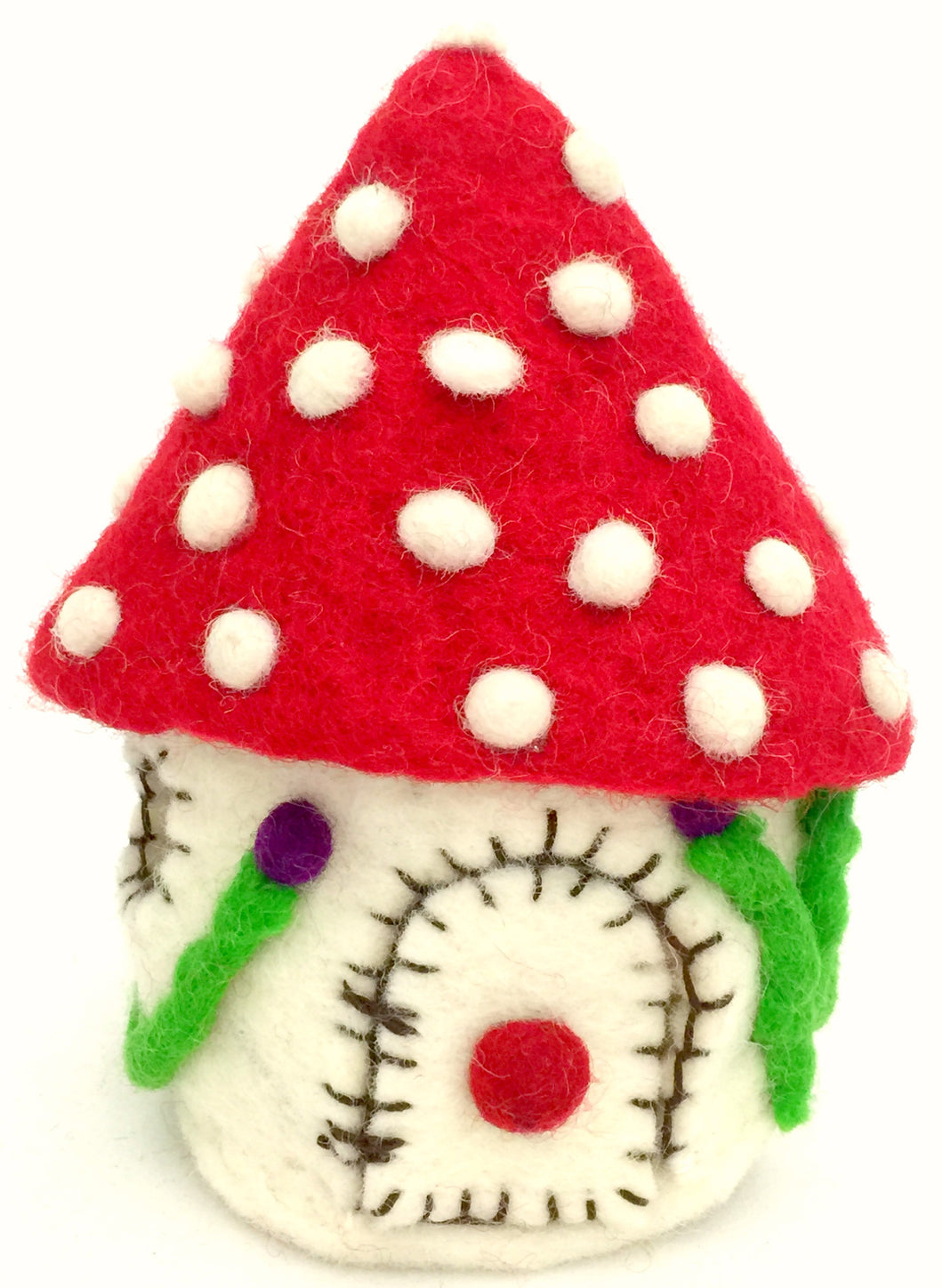 Toadstool spirit tiny faery home