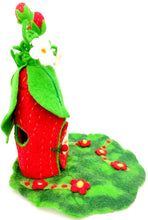 Strawberry faery home
