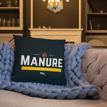 Load image into Gallery viewer, Vivian Kaye Turn S*** Into Manure Pillow