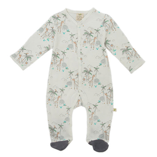 Forest Friends Onesie - Little Branches Boutique