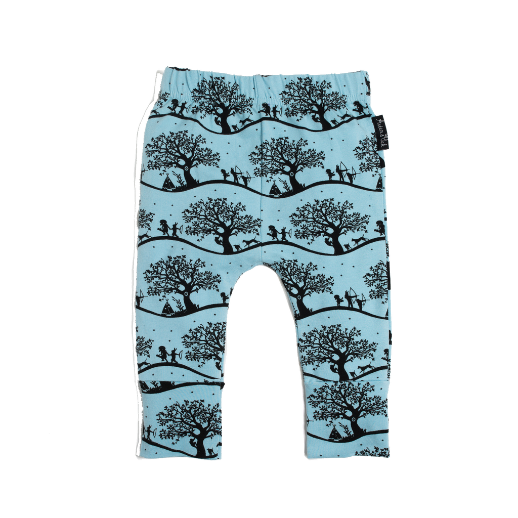 Enchanted Fields Leggings - Little Branches Boutique