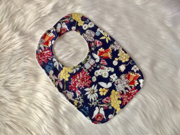 Blue Gumnut Babies & Friends Baby Bib - Little Branches Boutique