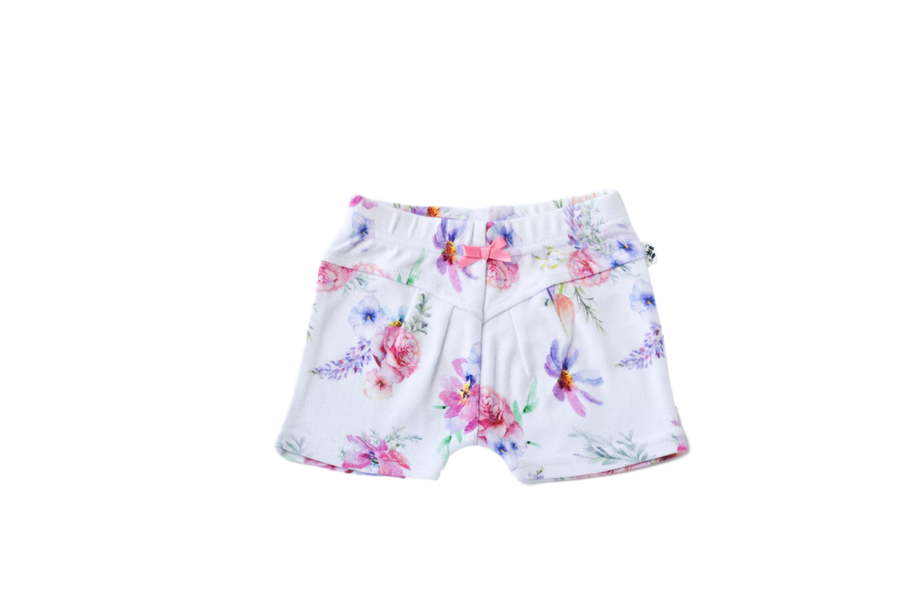 Ava Changes The World Shorts - Little Branches Boutique