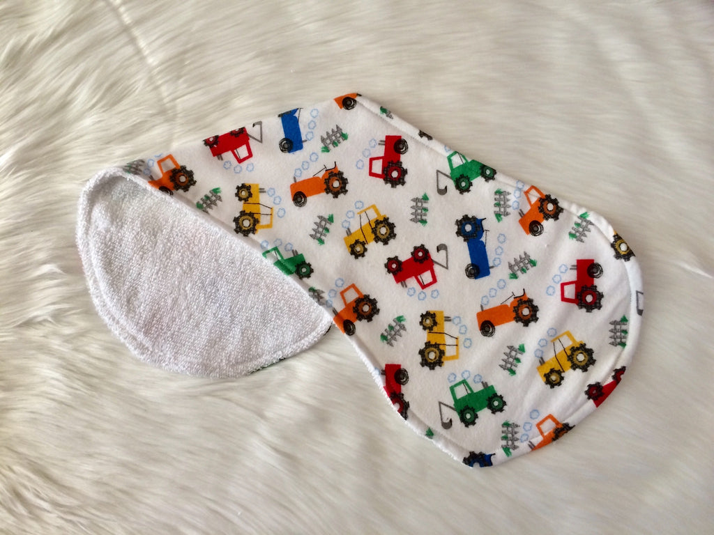 Construction Burp Cloth - Little Branches Boutique