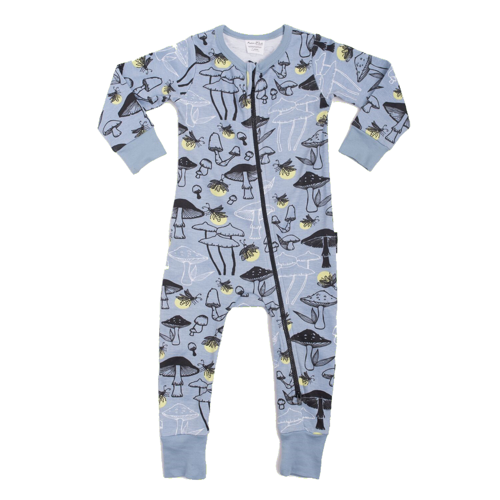 Firefly Zip Romper - Little Branches Boutique