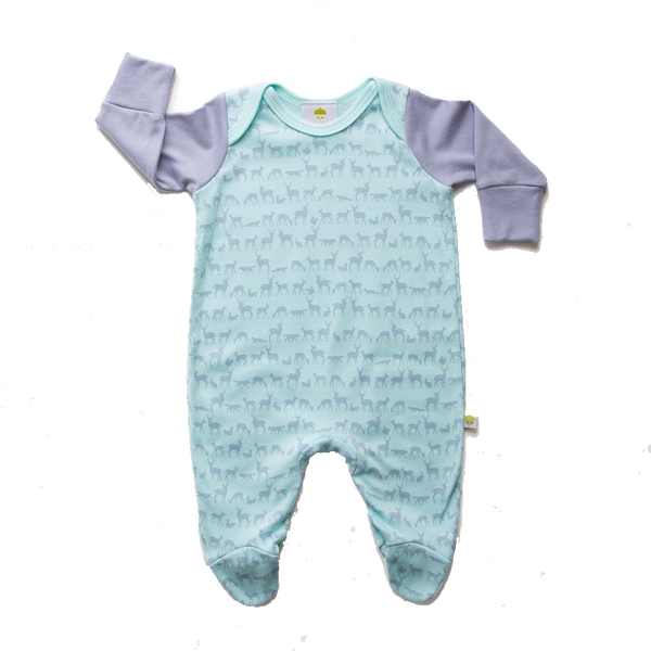 Forest Deer Onesie - Little Branches Boutique