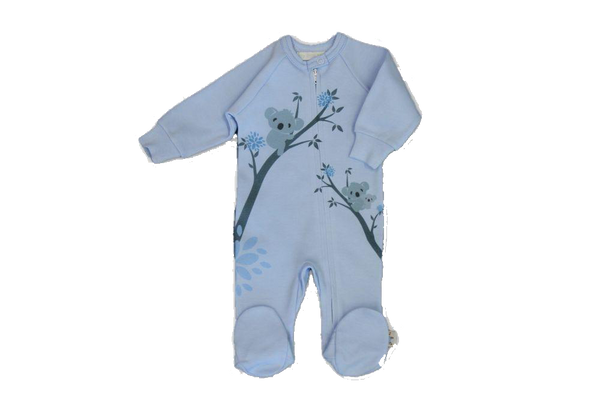 Blue Koala Onesie - Little Branches Boutique