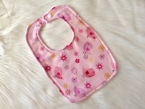 Love Chicks Baby Bib - Little Branches Boutique