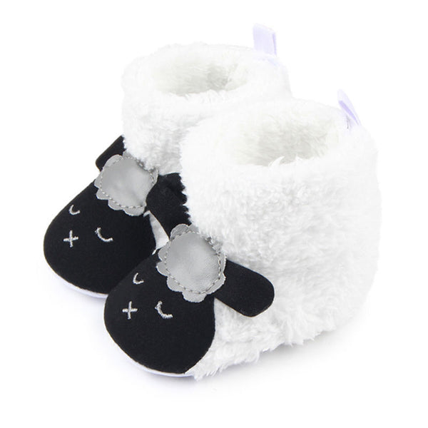 White Sheep Slippers - Little Branches Boutique