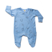 Blue Woodland Onesie - Little Branches Boutique
