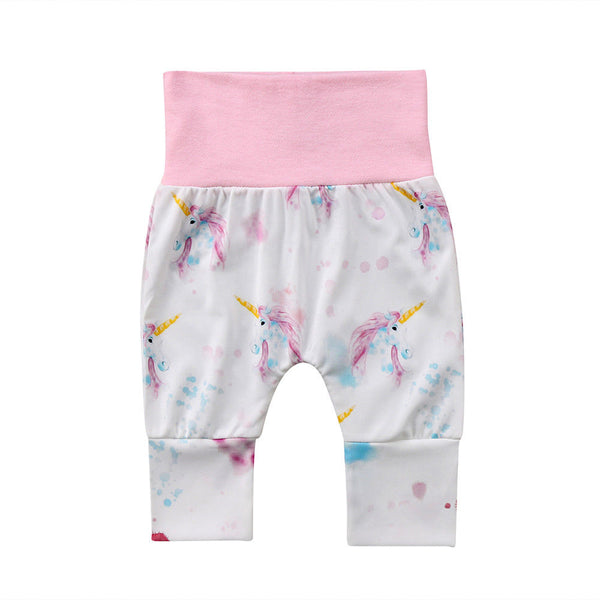 Unicorn Leggings - Little Branches Boutique
