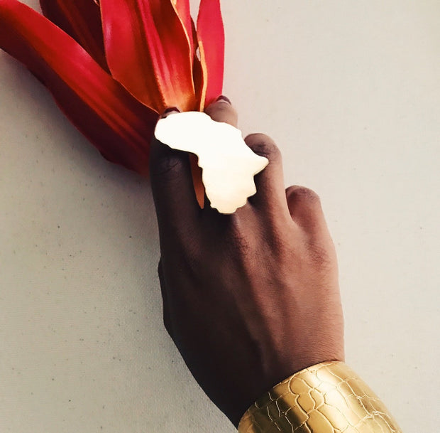 Liberation // Africa Ring