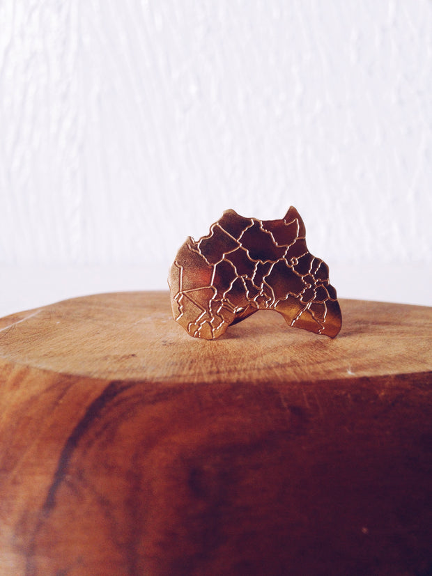 Motherland Africa Ring
