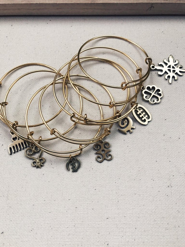 Vibez Bangles // Adjustable Bangles
