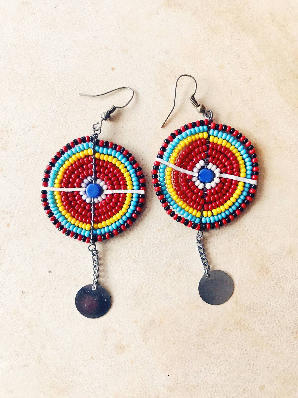 Asha Dangle Earrings