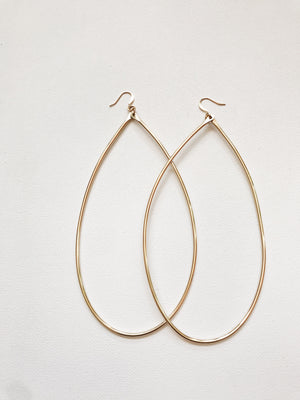 Coco Brown Hoops