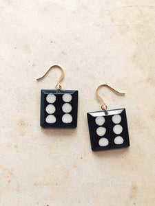 Congo Bone Earrings