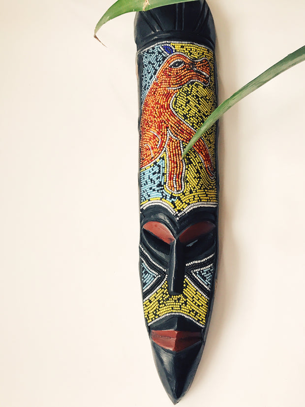 Mosaic West African Mask ll