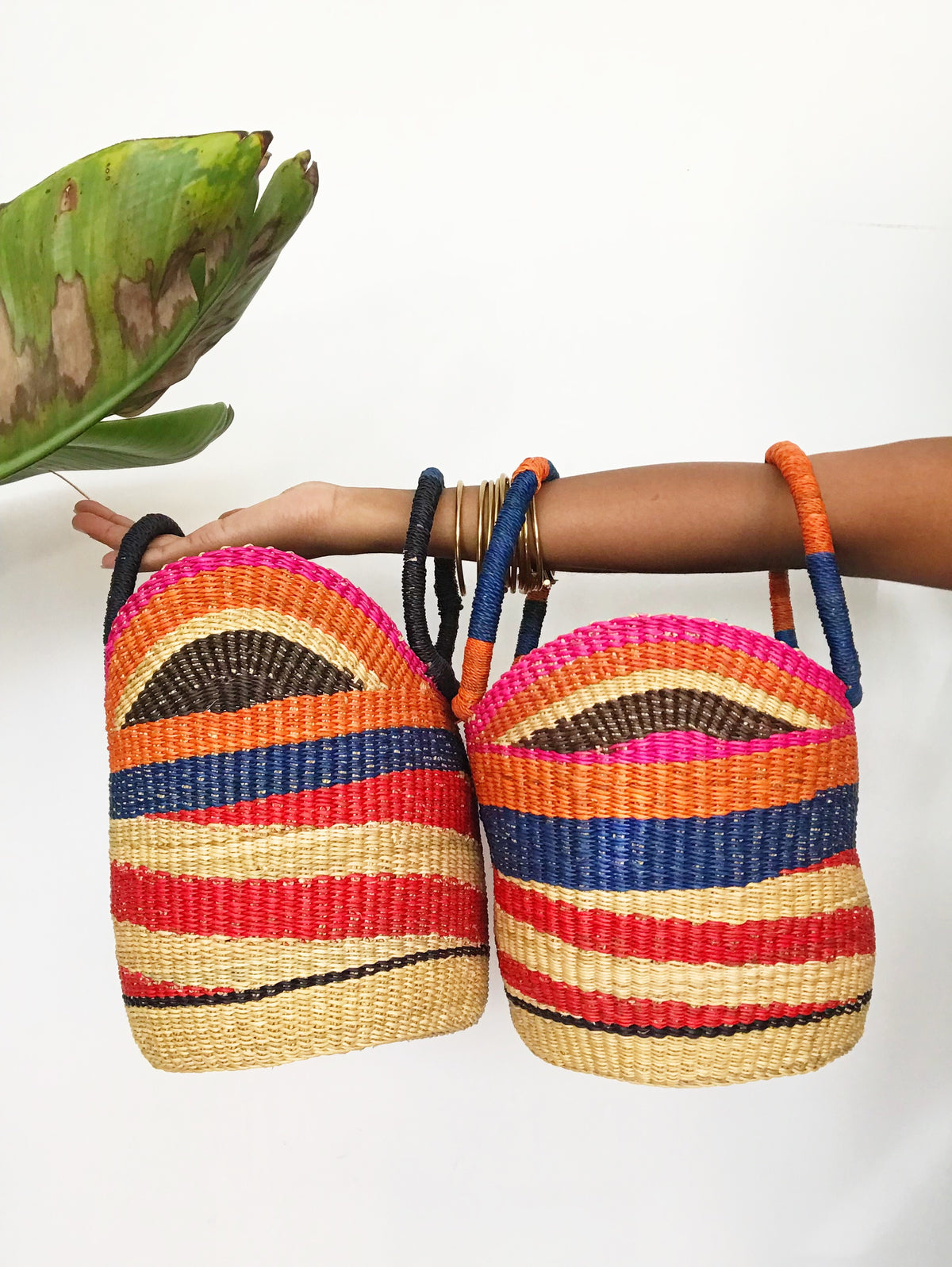 Bolgatanga Straw Bag