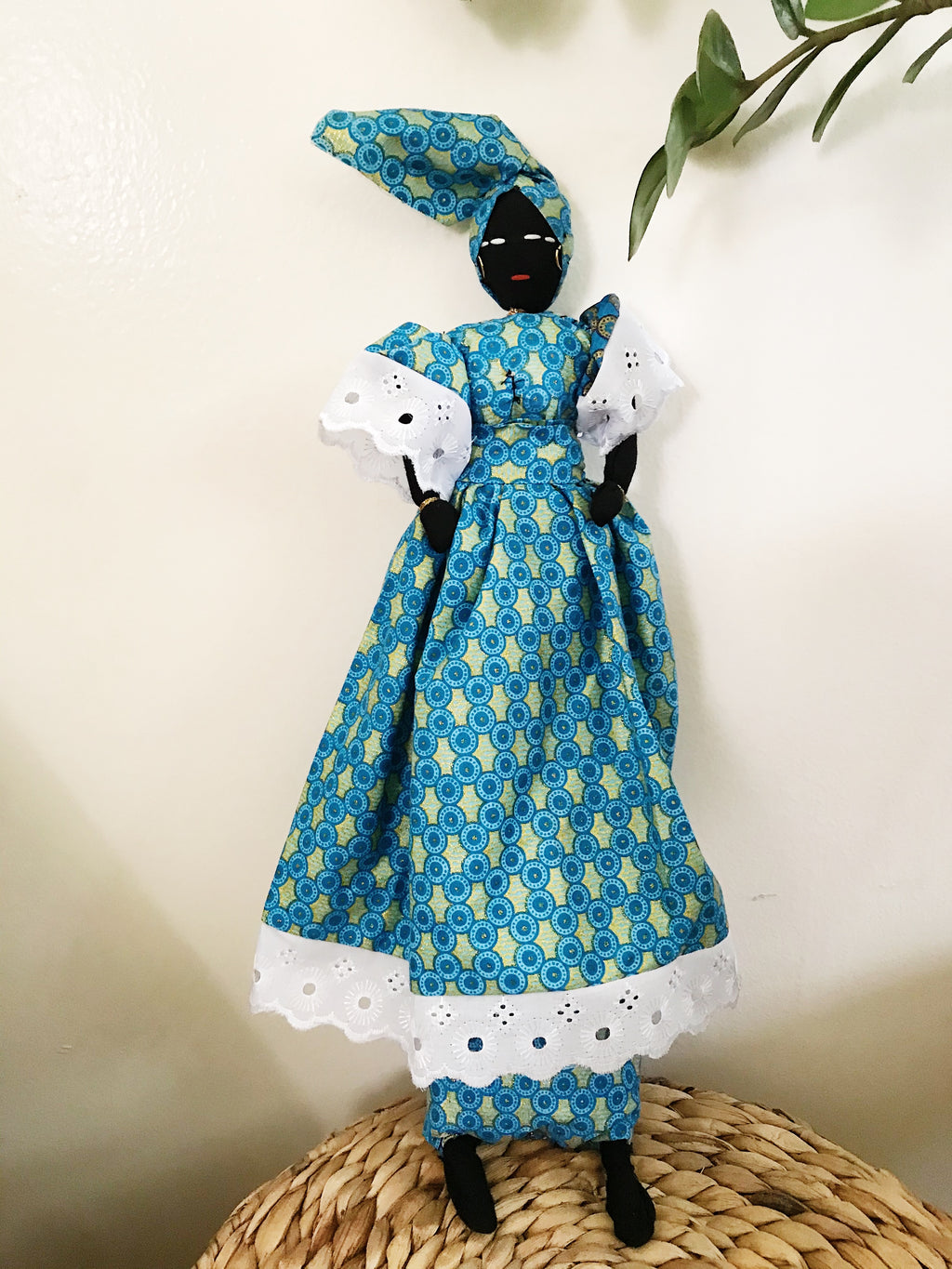 Mama Africa Princess Doll #2