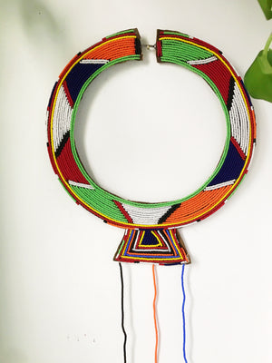 Maasai Union Necklace