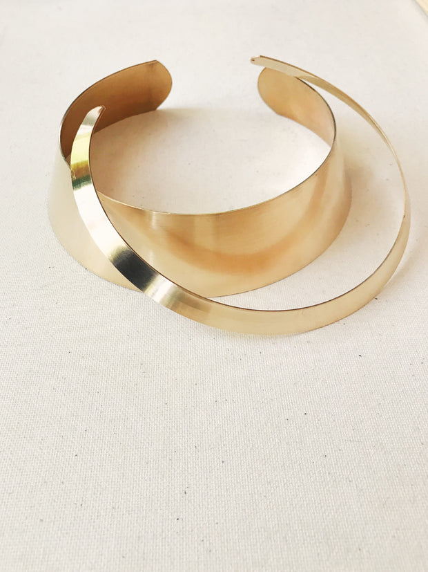 Golden Light Choker