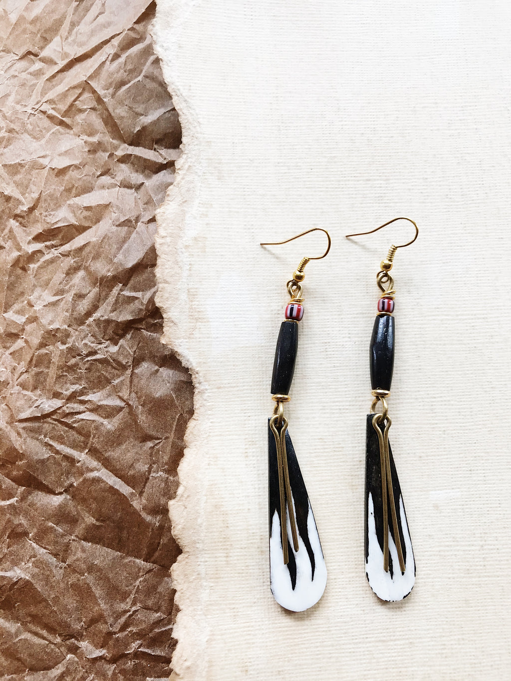 Mamba Rise Spike Earrings
