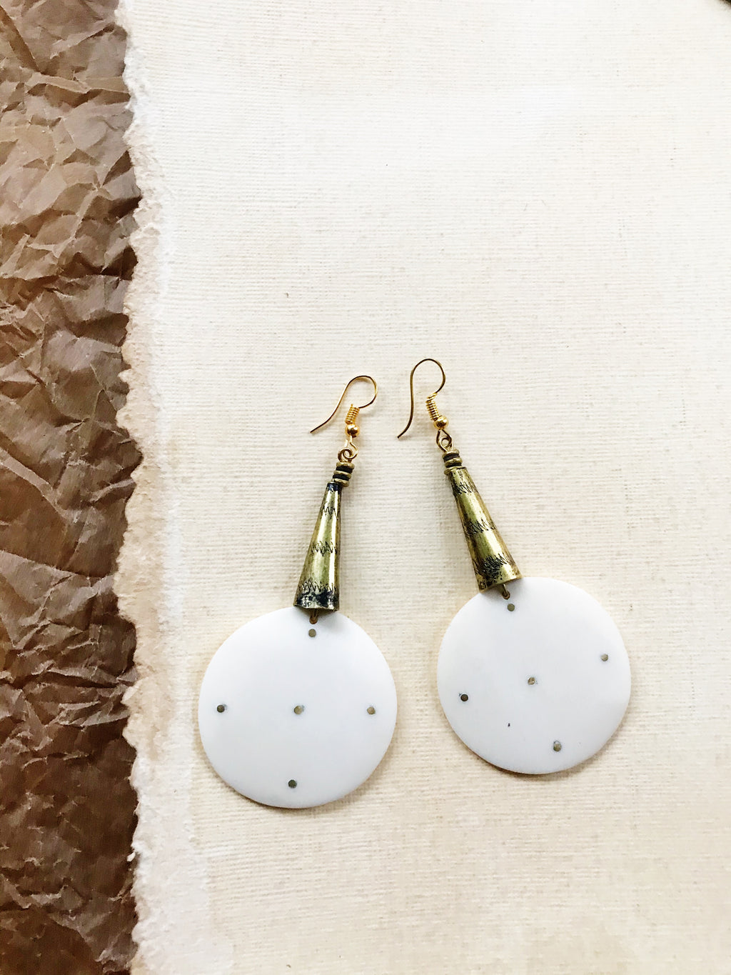 Ivory Isle Earrings