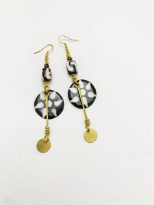 Zaire Bone Earrings