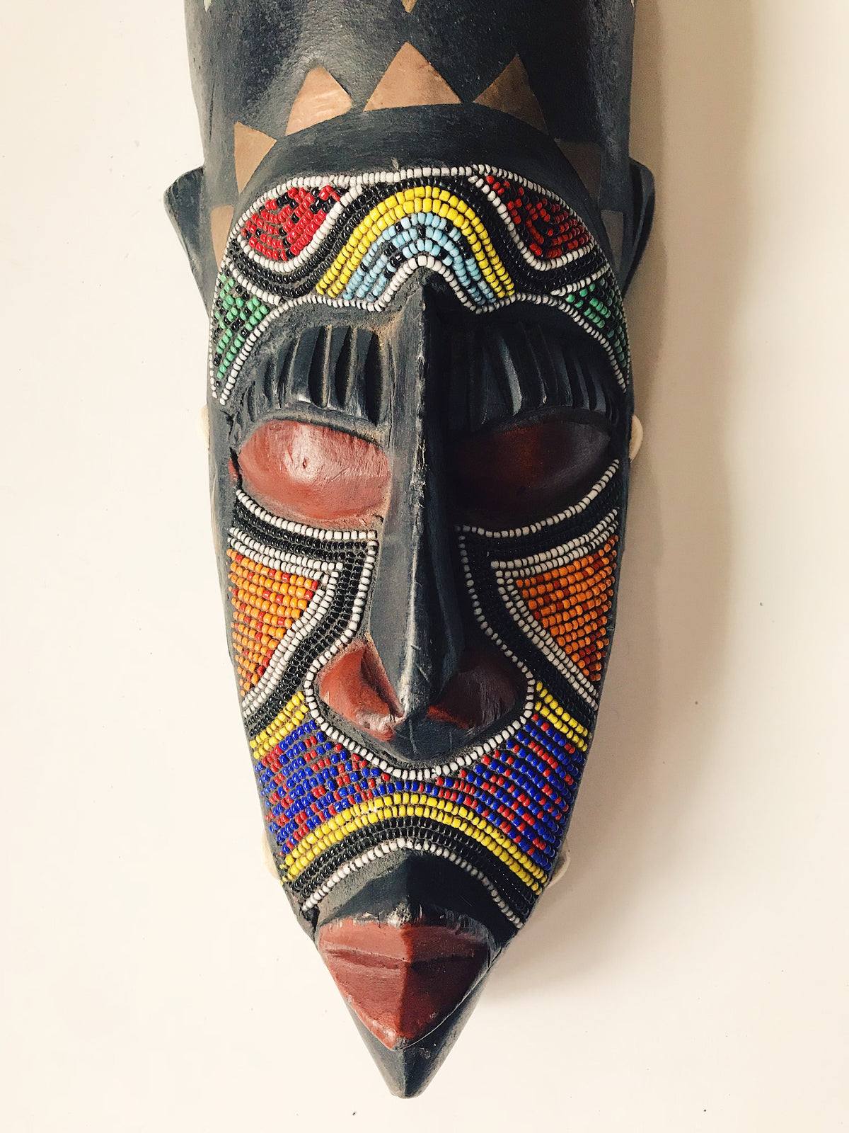 The King West African Mask