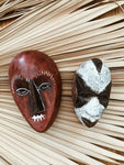 "Songye + Punu ""Passport"" Mask (Set of 2)"