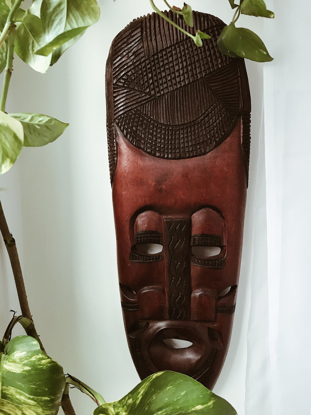 Kenyan Ceremonial Mask