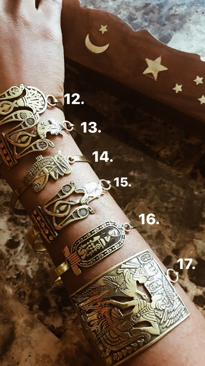Mythology Cuffs