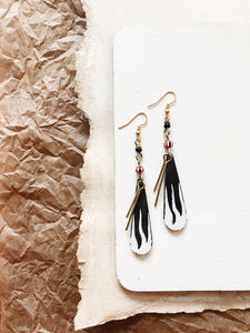 Mamba Spike Earrings