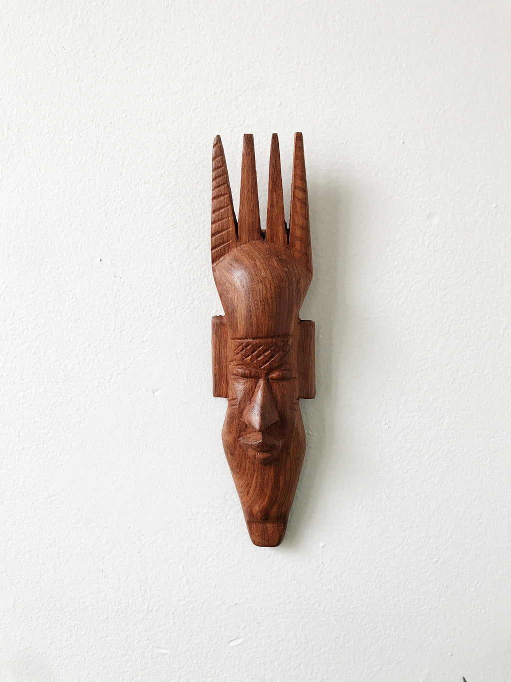 Small Senegalese Mask #2