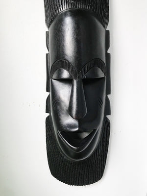 Ebony Brother Man Senegal Mask #2